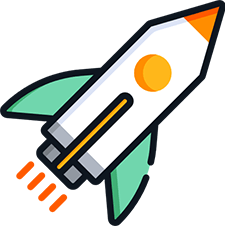About CallToAction Rocket Image - About US