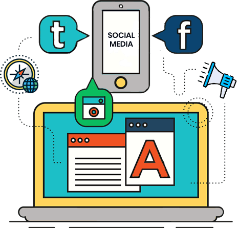 Social Media Traffic Image - Social Media Marketing