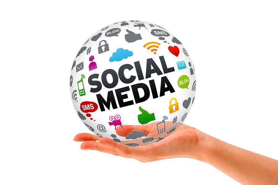 social media icons - The Importance of Social Media in Business