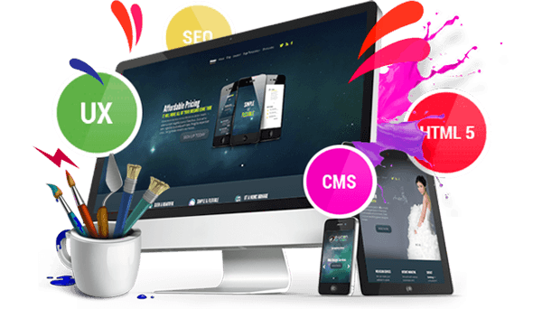 web development - Website design & Development
