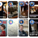 Facebook Is Checking out Two Rows of Facebook Tales