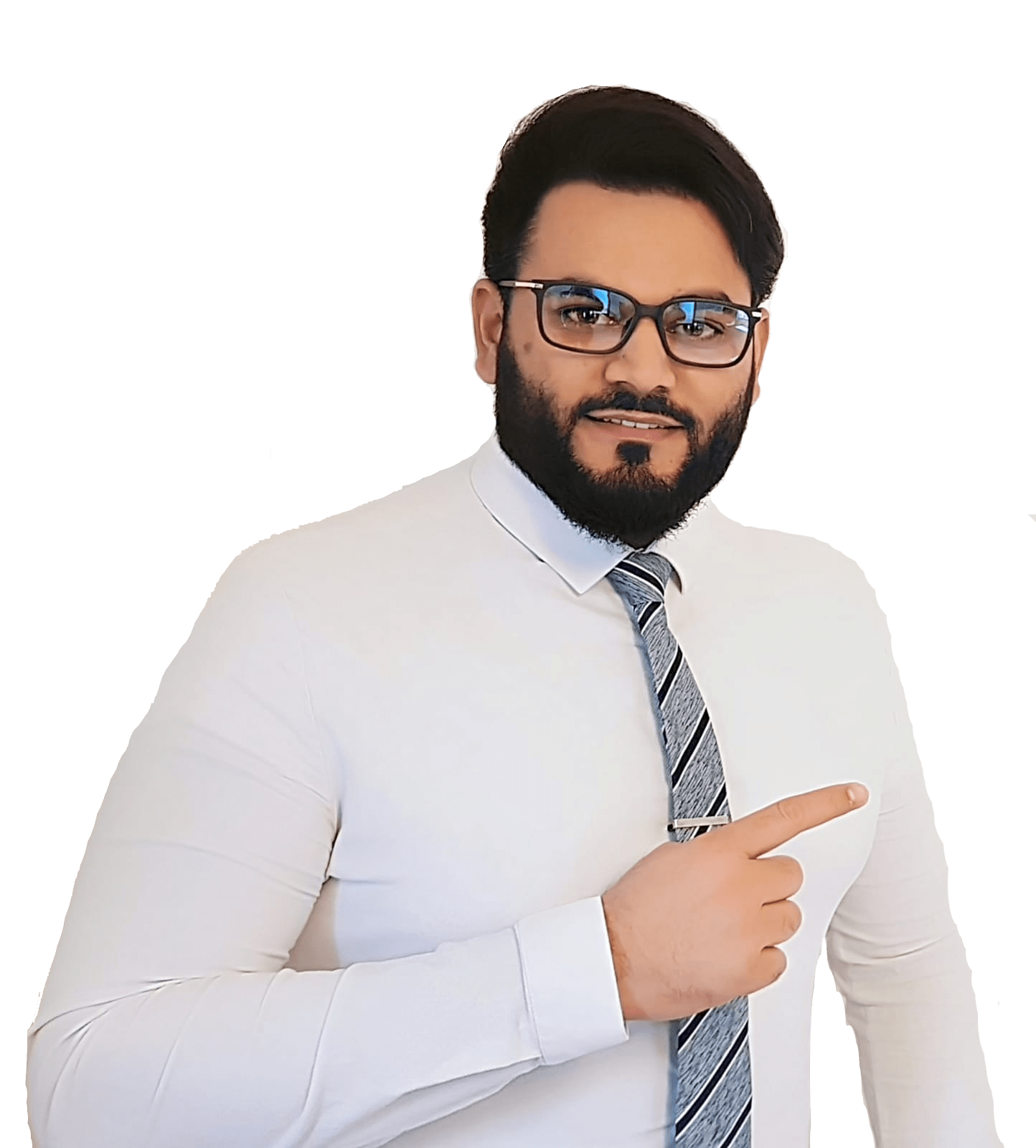 Ahsan Haider CEO MarketingAlien 2 - About US