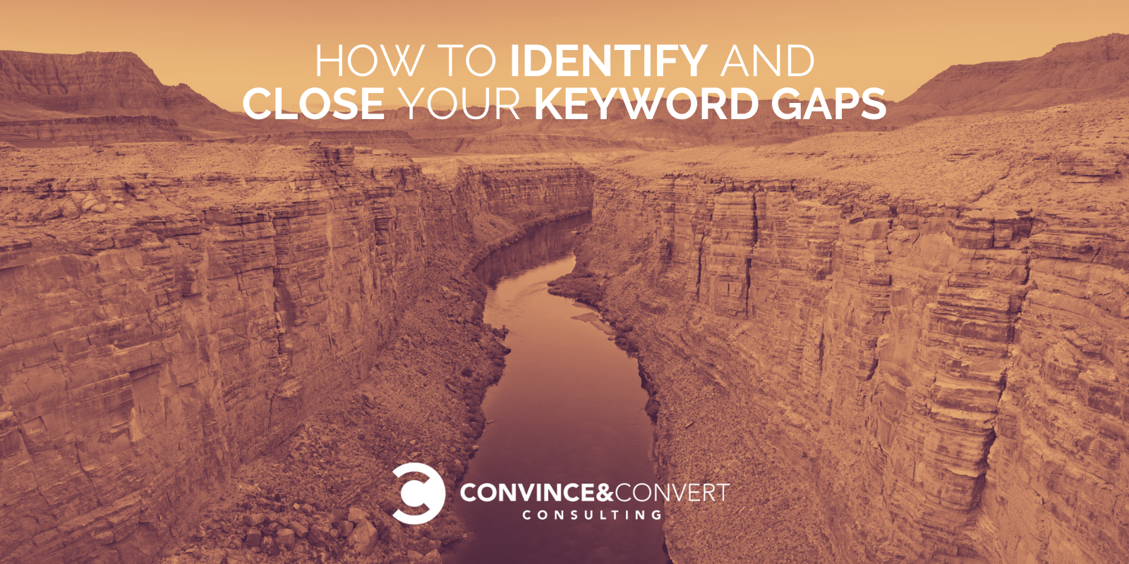 Easy methods to Title and Shut Your Key phrase Gaps – Convince & Convert
