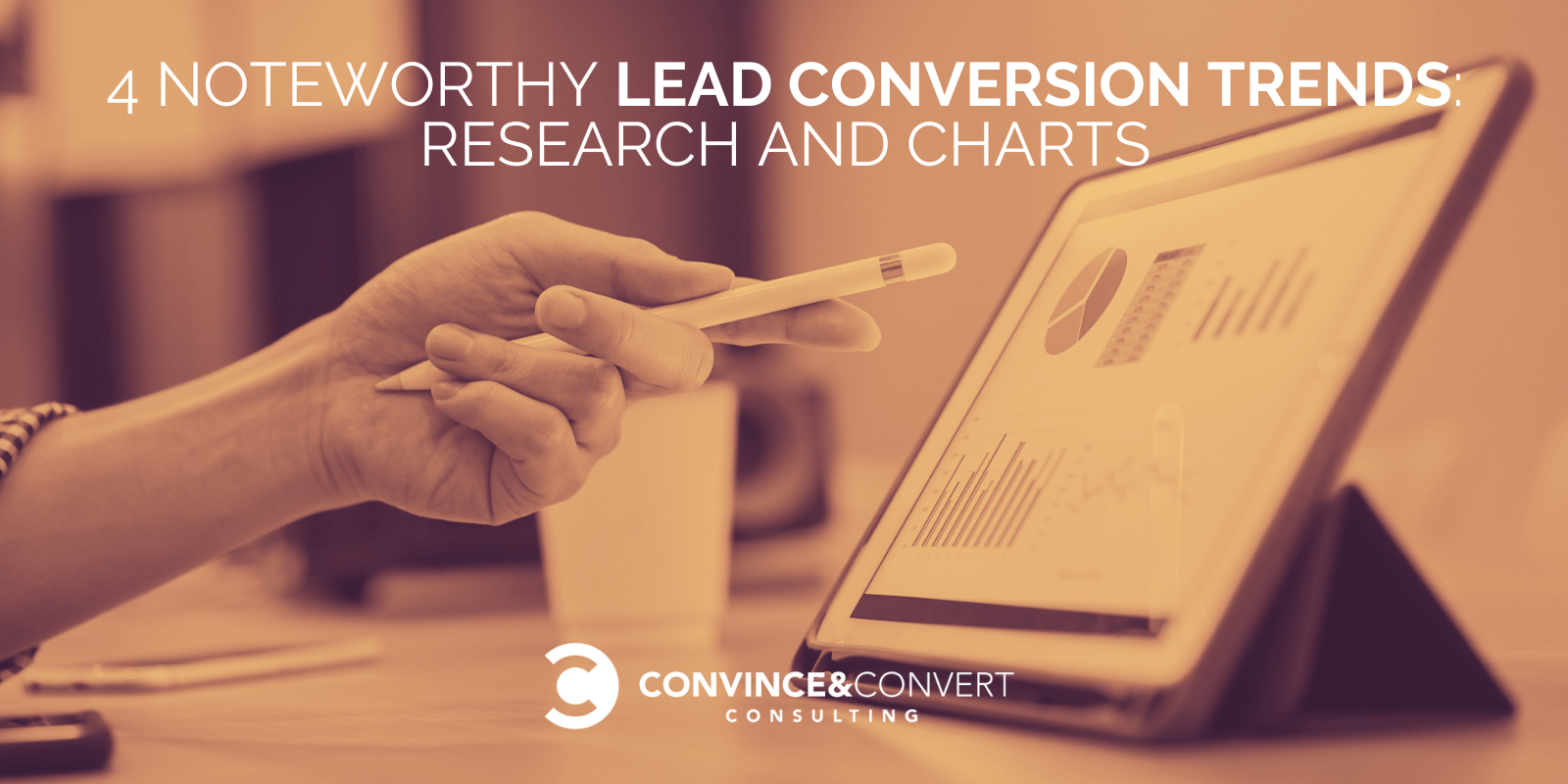 4 Significant Lead Conversion Traits: Research and Charts