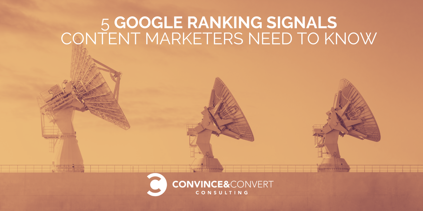 5 Google Ranking Alerts Tell material Entrepreneurs Deserve to Know