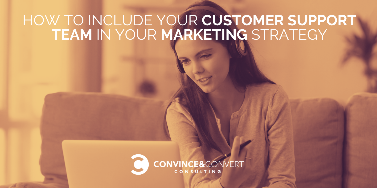 How to Encompass Your Customer Strengthen Crew in Your Advertising Diagram