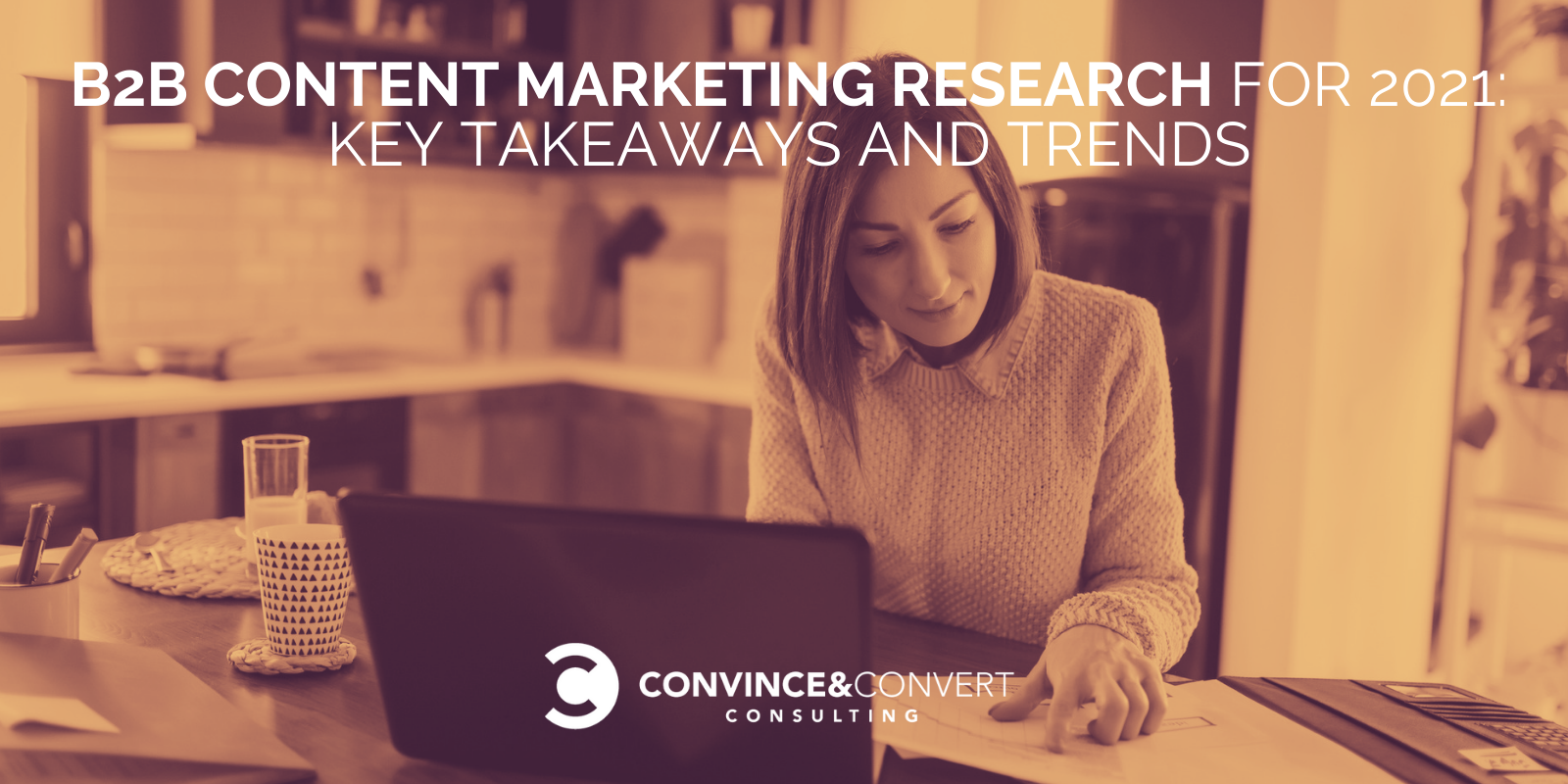 B2B Boom material Marketing Analysis for 2021: Key Takeaways and Traits