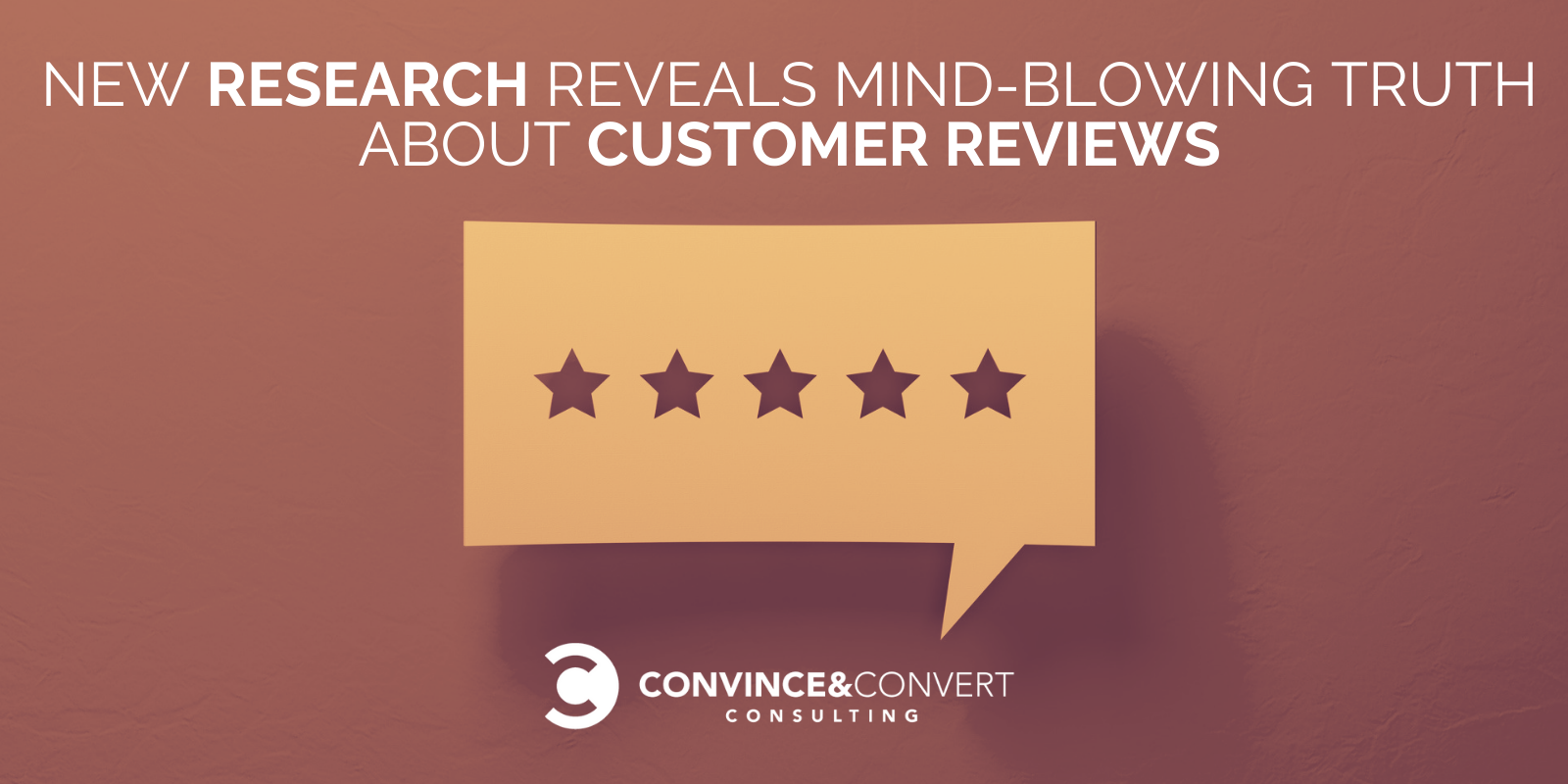 Unique Overview Reveals Mind-Blowing Truth About Buyer Opinions