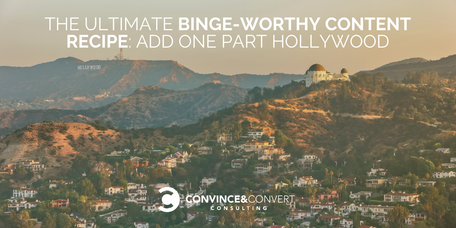 The Final Binge-Righteous Grunt Recipe: Add One Phase Hollywood
