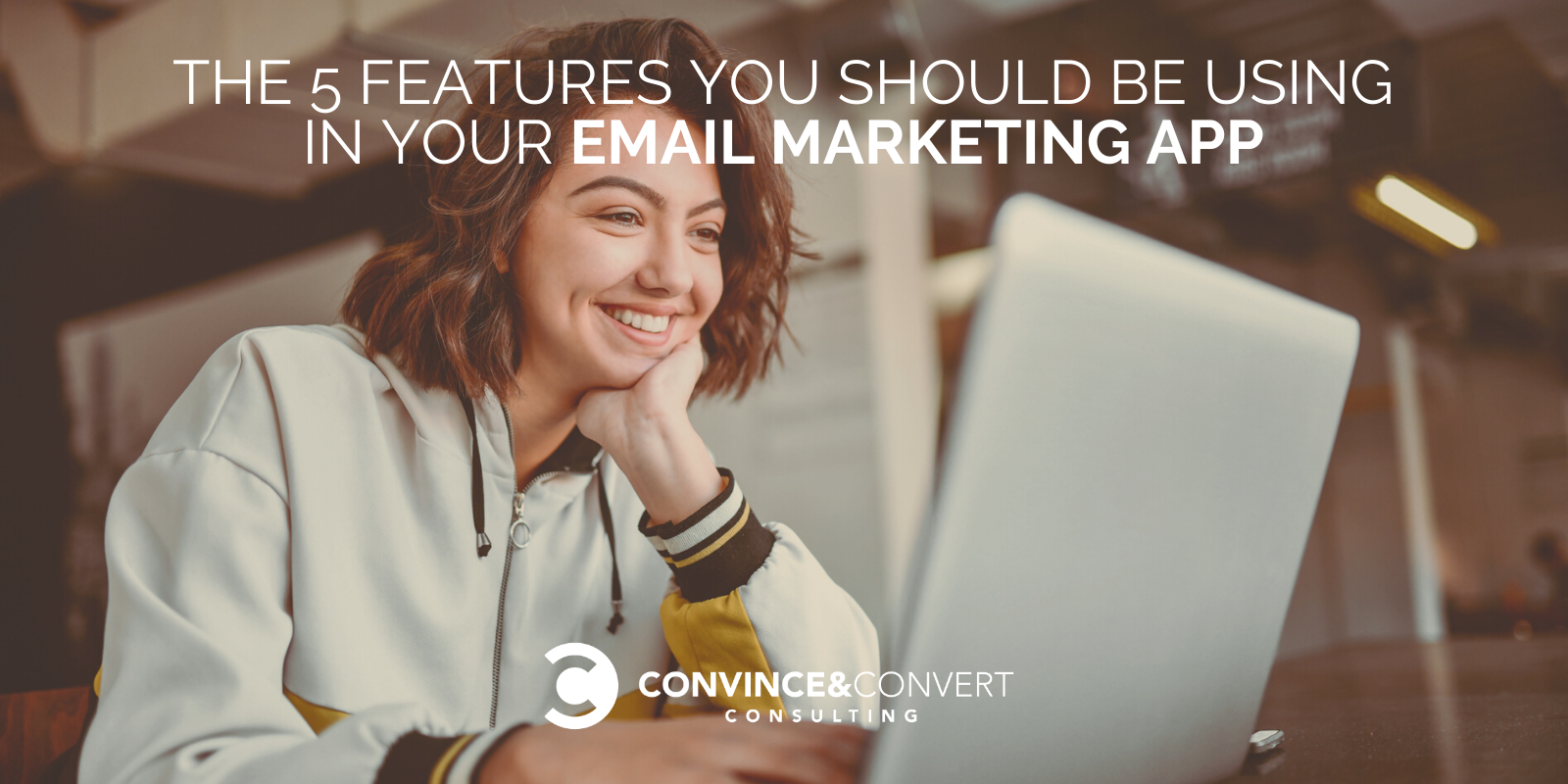 The 5 Points You Ought to aloof Be The utilization of In Your Electronic mail Marketing and marketing and marketing App