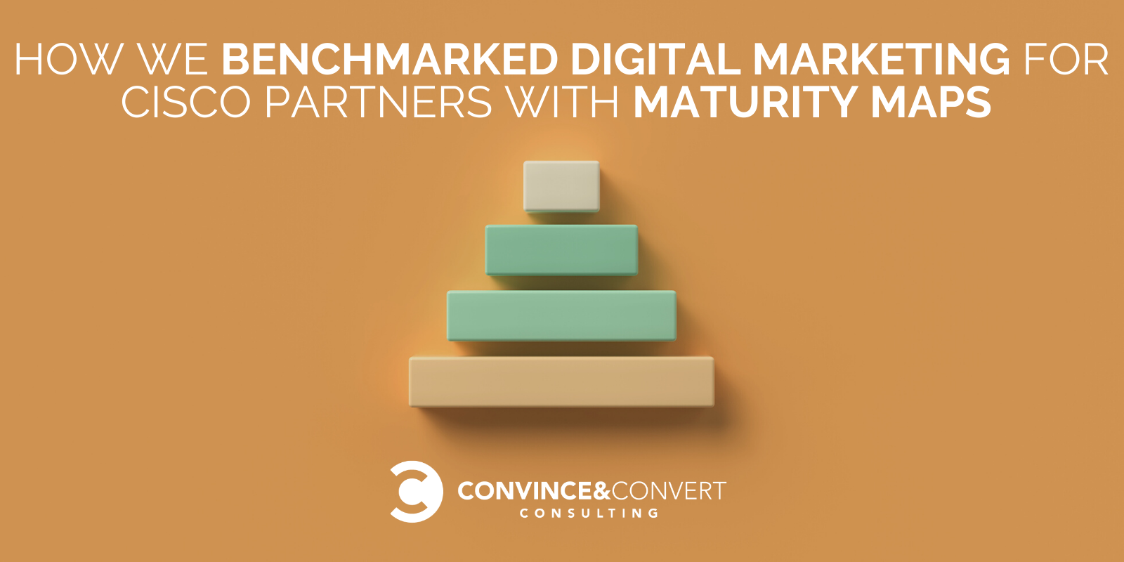 How We Benchmarked Digital Marketing for Cisco Companions with Marketing Maturity Maps [Case Study]