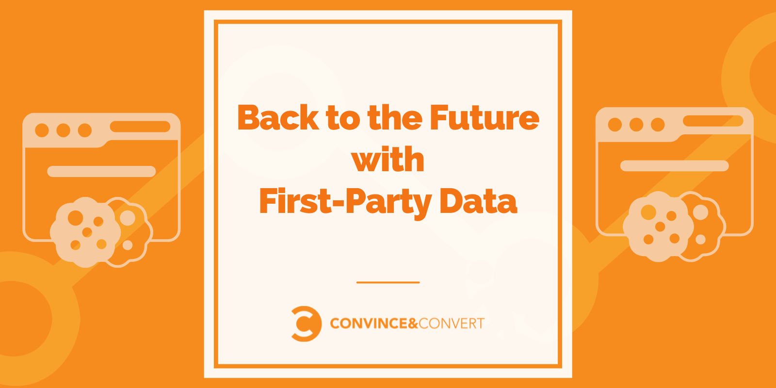 Help to the Future with First-Occasion Knowledge
