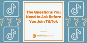 The Questions You Ought to Predict Earlier than You Be half of TikTok
